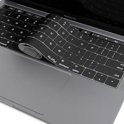 """Kuzy - Keyboard Cover for NEWEST MacBook Pro with Touch Bar 13"""" or 15"""" (A1989"""