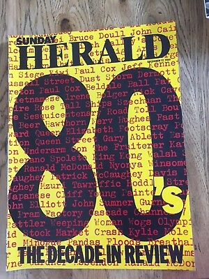 Sunday Herald Lift Out December 1989