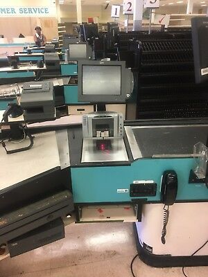 IBM POS With Printer, Cash Drawer, Scale,  Monitor, Scanner