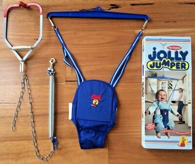 The Original JOLLY JUMPER - Baby Toddler Jump Activity Exercise Toy