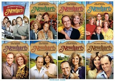 Newhart - The Complete TV Series Seasons 1 2 3 4 5 6 7 & 8 DVD Set Brand New 1-8