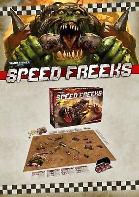 Warhammer 40.000 Speed Freeks /ENGLISH/ a game from Games Workshop