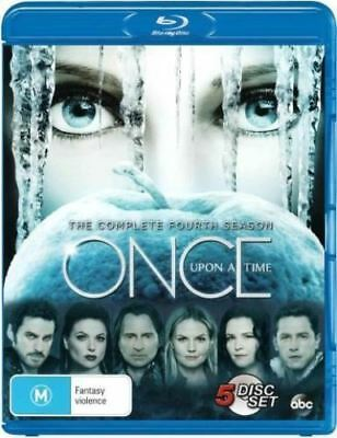 Once Upon A Time Season 4 Bluray Region Free ABC New