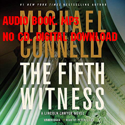 The Fifth Witness - Michael Connelly {AUDIO} -