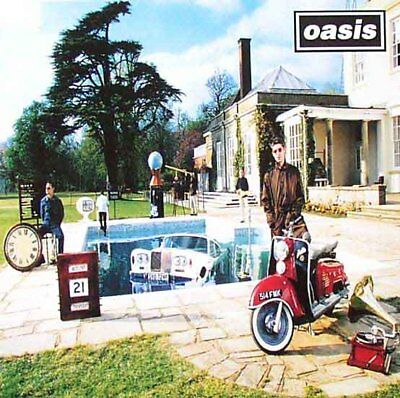 OASIS Be Here Now CD Album 1997 WIE NEU D´you Know what I mean? 90s Britpop Hits