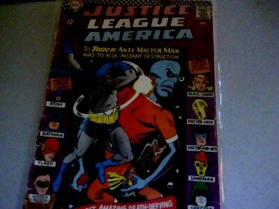 Justice League of America #47 (1966) - 4th App G.A Spectre/JSA BAGGED/BOARDED