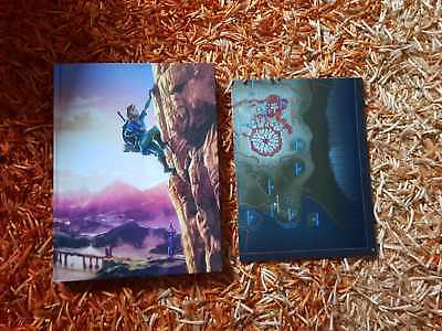 Legend of Zelda : Breath of the Wild Collector's Guide