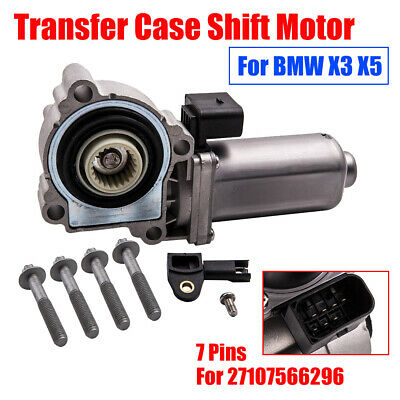 TRANSFER CASE BOX VTG ACTUATOR MOTOR for BMW X3 E83 F25 X5 E53 E70 F15 7566296