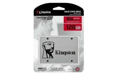 For Kingston SSD UV400 120GB solid state drive 2,5 Zoll SATA 3 Stand-alone CN
