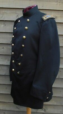 United States Army - Indian Wars Officer's Dress Uniform Frockcoat - 1870s - USA