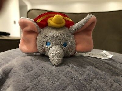 Dumbo Tsum Tsum Disney Store Complete With Tag