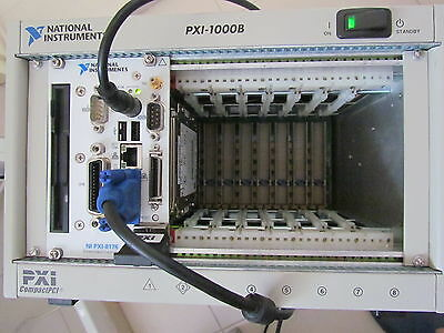 National Instruments Ni Pxi-1000B