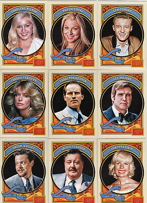 A Lot Of (43) 2013-2014 Panini Golden Age Actor/actress Cards Fawcett O'neal Dow