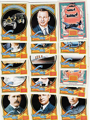 A Lot Of (16) 2013-2014 Panini Golden Age Historical Cards Sundance Kid Cassidy