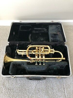 Selmer Signet Cornet Used With Case