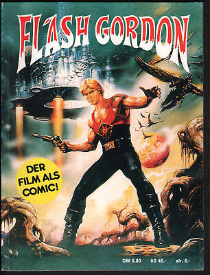 FLASH GORDON - Der Film als Comic POLLISCHANSKY