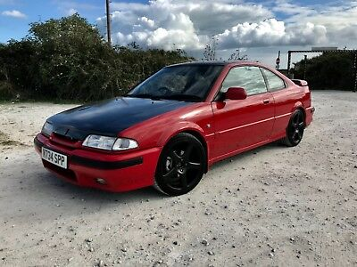 1994 Rover Coupe Turbo 220 - Fantastic Condition, Full Mechanical Restoration!