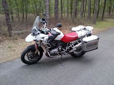 2010 BMW R-Series  bmw 1200 gs 30 year anniversary bike loaded with Touratech goodies