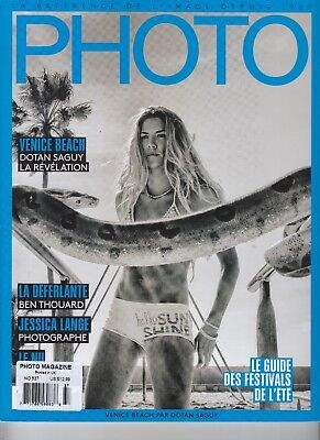 Venice Beach French Photo Magazine July August 2018 No Label