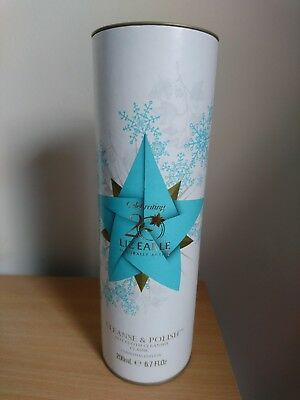 Liz Earle Cleanse and Polish, 200ml (with cloth) in presentation tub