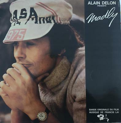 BOF OST LP Madly Francis Lai