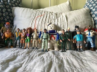 The Real Ghostbusters Vintage Action Figures Lot