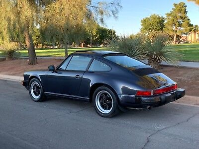 1988 Porsche 911 G 50 transmission 1988 Porsche Carrera G 50 Transmission 911 Low Miles Original Condition No Reser