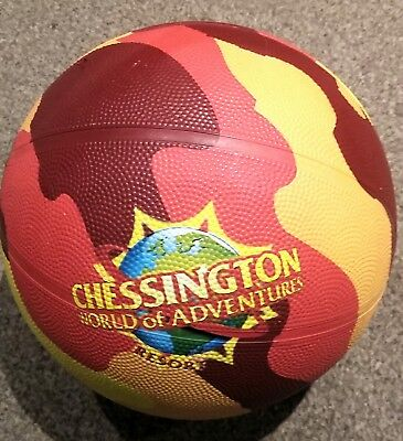 Chessington World Of Adventures New Basketball Indoor Outdoor Game/junior/adult