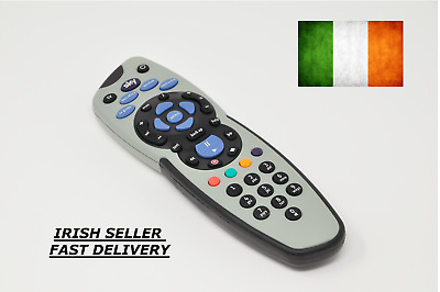 Universal Replacement Remote Control for SKY+ PLUS REV 9