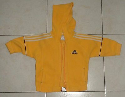 Blouson 12 An Veste Taille Polaire Mois Adidas 1 Capuche AnxwUSw5Tq cf6961f8dd24