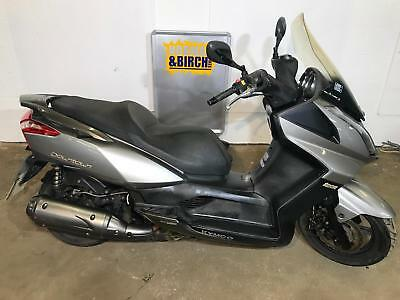 Kymco Downtown 125i, 2012, Silver, 4 stroke, delivery, finance, Scooter