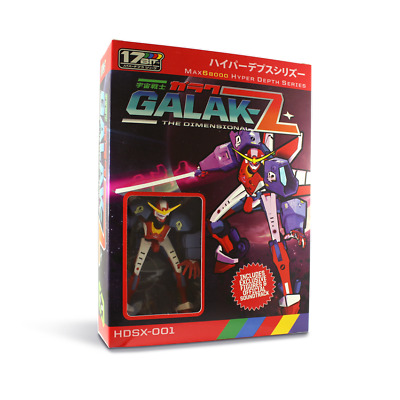 GALAK-Z Indiebox Indie Box Collector's Edition New Sealed with Game Code