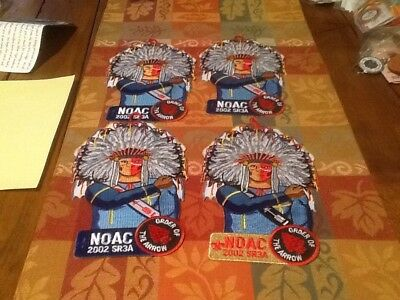 OA Section SR3A 2002 NOAC Patches