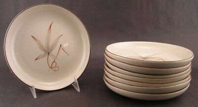 8 Vintage Winfield Passion Flower Salad Plate Plates Ex Cond
