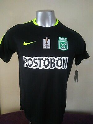 573875ae791 Atletico Nacional Team Fc Training Jersey Andres Escobar Nike Large  Authentic