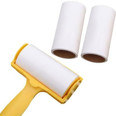 Sticky Dust Remover Tear Lint Roller Pet Hair Picker Cleaner Brush Clothes