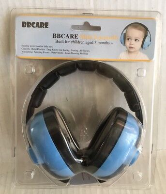Hearing Protection Ear Muffs, BB Care