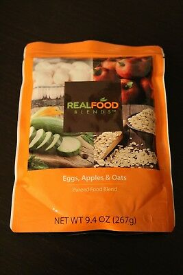 Real Food Blends (Eggs, Apples & Oats) box of 12