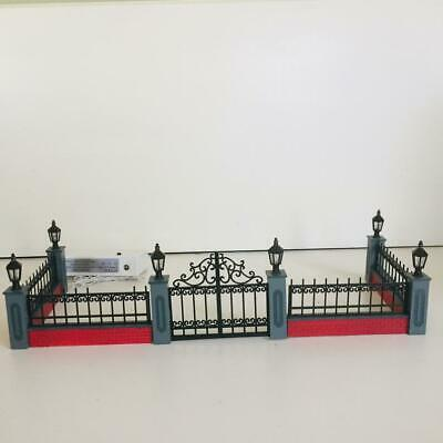 Lemax - Battery Operated Gates