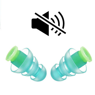 Noise Cancelling Ear Plugs &Box for Sleeping Concert Musician Hearing Protection