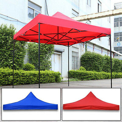 Waterproof Pop Up Tent Gazebo Canopy Outdoor Marquee Market Shade Party Beach US