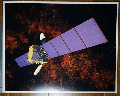 Three NASA satellite prints