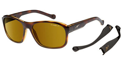 62f88318ab ARNETTE AN 4209-02 POLARIZED Uncorked Polished Black with Grey Mens ...