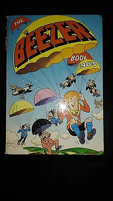 The Beezer Book 1983 Vintage U.K Comic Hardback