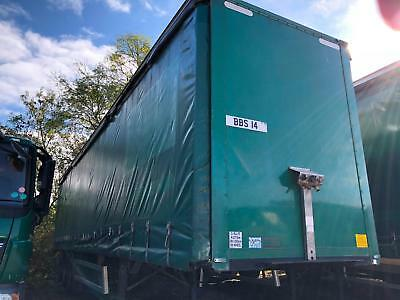 Montracon Trailer 39T Arctic Trailer *(Choice Of 3)*