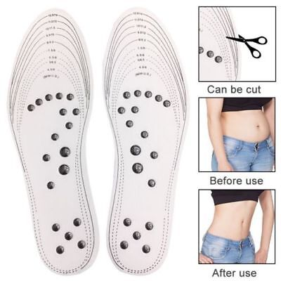 MindInSole Acupressure Magnetic Massage Foot Therapy Reflexology Pain Relief LG