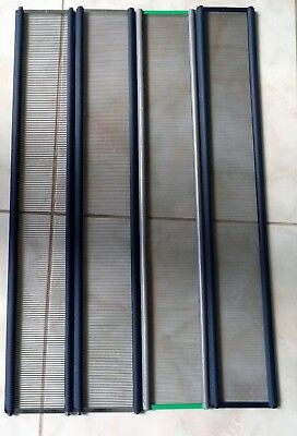 Stainless steel Reeds for weaving loom- 80 cm-  10 dent DPI
