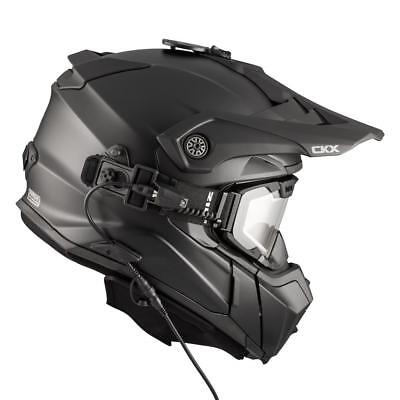 CKX 2019 Titan Electric Modular Off-Road Snowmobile Helmet All Colors & Sizes