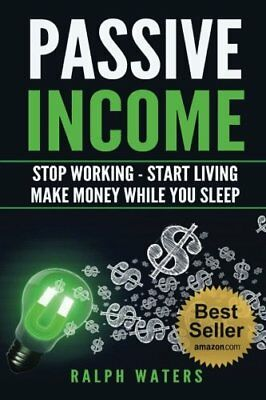 Make Money While You Sleep Passive Income Ebay Amazon BestSeller E-B00K Emailed