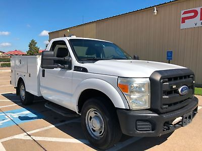 2011 F250 Super Duty Service Truck! Omaha Boxes